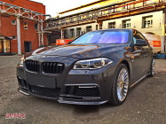 BMW 5 серии F10. Тормоза HPB 356x32mm 6 pot. (1)