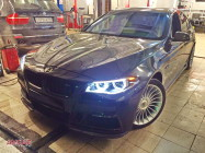 BMW 5 серии F10. Тормоза HPB 356x32mm 6 pot. (10)