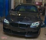 BMW 5 серии F10. Тормоза HPB 356x32mm 6 pot. (3)