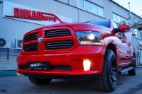 Dodge Ram тормоза hpb 405х36 8pot (7)