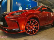 Lexus NX 300H. Тормоза HPB (11)