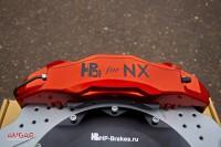 Lexus NX 300H. Тормоза HPB (2)