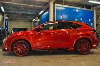 Lexus NX 300H. Тормоза HPB (15)