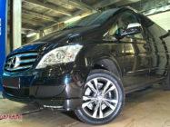 Mercedes Viano hpb тормоза (11)