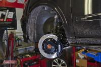 Mercedes Viano hpb тормоза (8)
