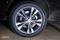 Mercedes Viano hpb тормоза (10)