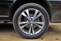 Mercedes Viano hpb тормоза (2)