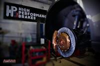 Volkswagen Eos hpb тормоза (2)