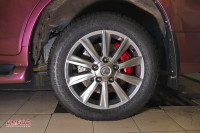 lexus LX570 тормоза hp-brakes (13)
