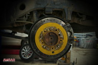 lexus LX570 тормоза hp-brakes (5)