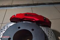 lexus LX570 тормоза hp-brakes (10)
