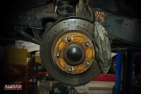 lexus LX570 тормоза hp-brakes (4)