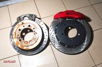 lexus LX570 тормоза hp-brakes (6)