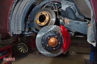 lexus LX570 тормоза hp-brakes (7)