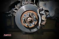 ACURA RDX тормоза HPB 356x32x6 - 3