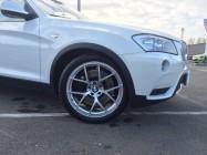 BMW X3 тормоза HPB F380x34xb8 R356x32x6 (2)