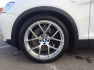 BMW X3 тормоза HPB F380x34xb8 R356x32x6 (3)