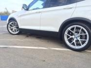 BMW X3 тормоза HPB F380x34xb8 R356x32x6 (5)
