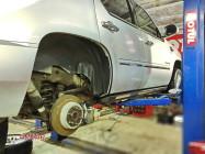 Cadillac Escalade тормоза hpb 356x28x4 rear - 1 (1)