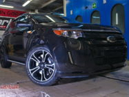 Ford Edge. Тормоза HPB (13)