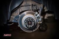 Ford Edge. Тормоза HPB (5)