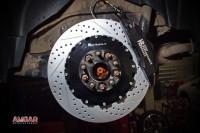 Ford Edge. Тормоза HPB (7)