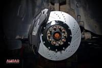 Ford Edge. Тормоза HPB (9)