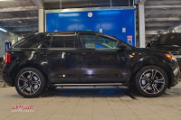 Ford Edge. Тормоза HPB (12)