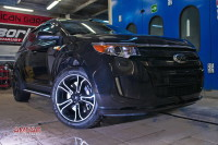 Ford Edge. Тормоза HPB (13)