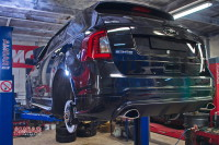 Ford Edge. Тормоза HPB (8)