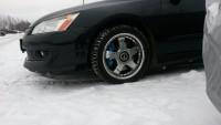 Honda Accord Coupe (7th generation). Тормоза HPB_7
