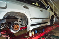 Lexus Invader тормоза HPB (11)