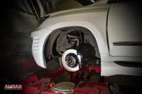 Lexus Invader тормоза HPB (5)