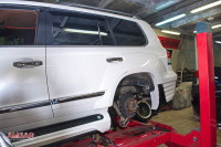 Lexus Invader тормоза HPB (10)