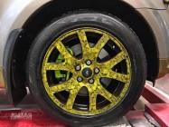 Range Rover Sport на тормозах HPB Amgar (1)