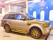 Range Rover Sport на тормозах HPB Amgar (7)