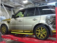Range Rover Sport на тормозах HPB Amgar (3)