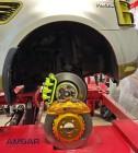 Range Rover Sport на тормозах HPB Amgar (4)