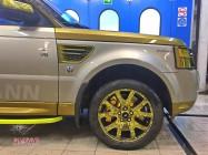 Range Rover Sport на тормозах HPB Amgar (6)