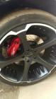 SsangYong Rexton тормоза HPB 356x32 6pot - 3