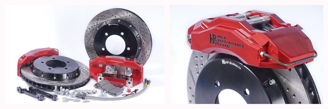 Задняя тормозная система HPB D19