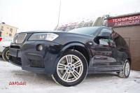 BMW X3 тормоза HPB 365x34mm 6pot (10)