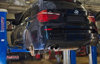 BMW X3 тормоза HPB 365x34mm 6pot (6)