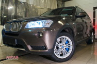 BMW X3 365x34mm 6pot - 8