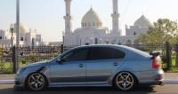Skoda Octavia RS BARRACUDA_замена тормозных колодок и роторов. Тормоза HPB_1
