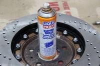 Skoda Octavia RS BARRACUDA_12_замена тормозных колодок и роторов. Тормоза HPB