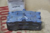 Skoda Octavia RS BARRACUDA_3_замена тормозных колодок и роторов. Тормоза HPB
