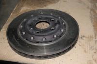 Skoda Octavia RS BARRACUDA_9_замена тормозных колодок и роторов. Тормоза HPB