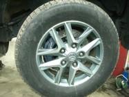 Тормоза HPB на Toyota Tundra_3