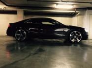тормоза на Audi A5 hpb 356х28х4 - 1